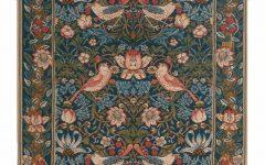Birds Face to Face I European Tapestries