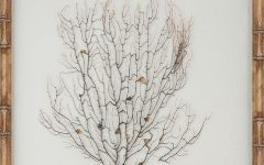 Sea Fan Wall Art
