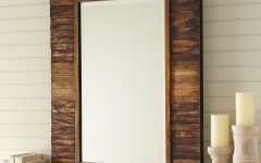 Booth Reclaimed Wall Mirrors Accent