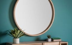 Big Round Wall Mirrors
