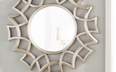 Brylee Traditional Sunburst Mirrors