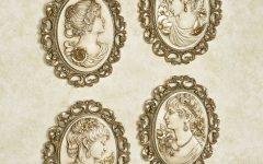 Cameo Wall Art