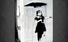 Banksy Wall Art Canvas