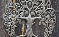 Celtic Tree Of Life Wall Art