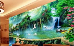 Great Wall Of China 3D Wall Art