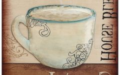 Coffee Bistro Wall Art