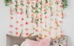 Whimsical Flower Wall Décor