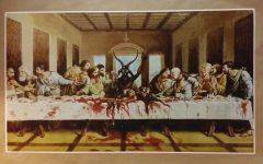 Last Supper Wall Art