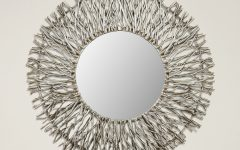 Cromartie Tree Branch Wall Mirrors