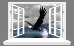 3d Wall Art Window