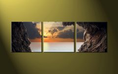 Multiple Piece Canvas Wall Art