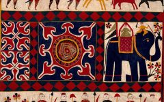 Indian Fabric Art Wall Hangings
