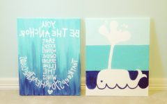Beach Themed Canvas Wall Art