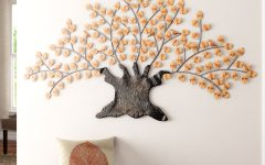 Wetherden Tree Wall Decor
