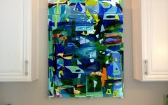 Fused Glass Art for Walls