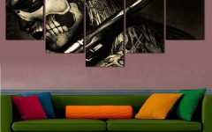 Kohls 5 Piece Canvas Wall Art
