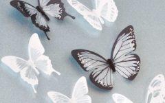 Diy 3D Butterfly Wall Art