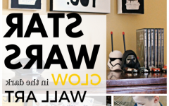 Diy Star Wars Wall Art