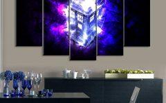 Doctor Who Wall Art