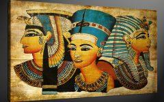 Egyptian Canvas Wall Art