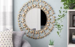 Decorative Round Wall Mirrors