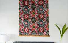 Large Fabric Wall Art