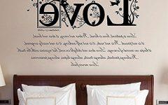 1 Corinthians 13 Wall Art