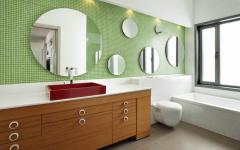 Small Bathroom Wall Mirrors