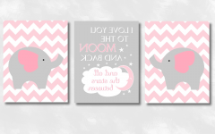 Baby Room Canvas Wall Art