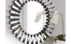 Modern Round Wall Mirrors
