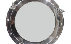 Porthole Wall Mirrors