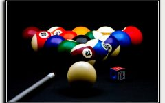 Billiard Wall Art