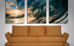 Three Panel Wall Art