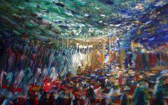 Jewish Canvas Wall Art