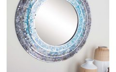 Turquoise Wall Mirrors