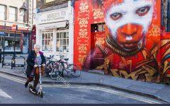 Street Scene Wall Art