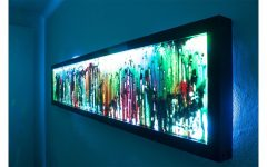 Electronic Wall Art