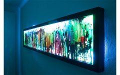 Electronic Wall Art