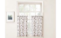 Forest Valance And Tier Pair Curtains