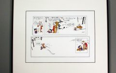 Framed Comic Art Prints