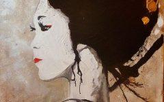 Geisha Canvas Wall Art
