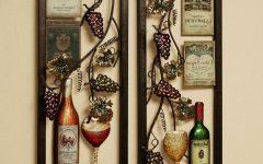 Grape Colour Wall Art