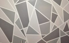 Geometric Shapes Wall Accents