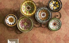 Italian Plates Wall Art Sets