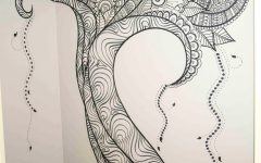 Henna Wall Art