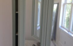 Hinged Wall Mirrors