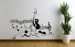 Music Themed Wall Art