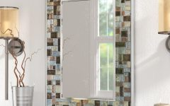 Hussain Tile Accent Wall Mirrors