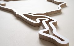 Race Track Wall Art