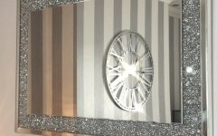 Large Silver Wall Mirrors